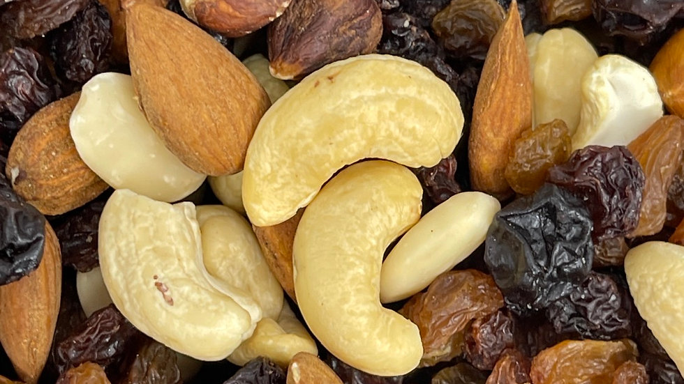 Mélange fruits secs bio