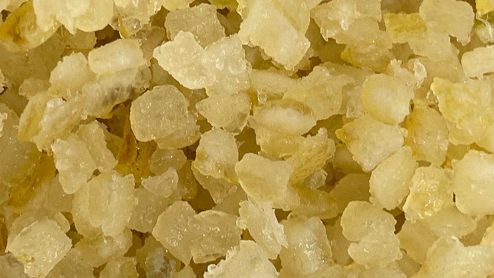 Citron confit en cube