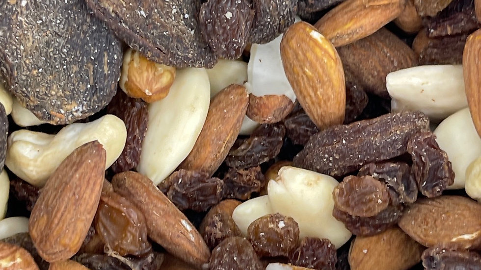Melange Rando fruits secs bio