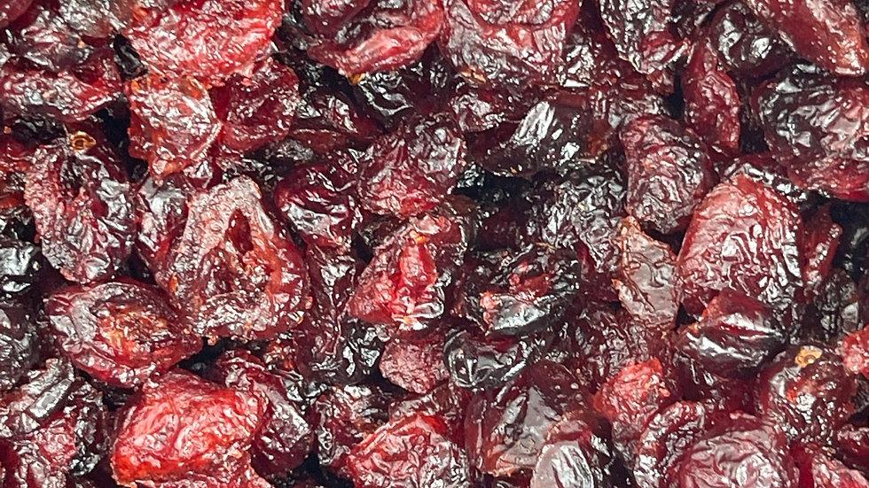 Cranberrie demi séchée au sucre de canne bio
