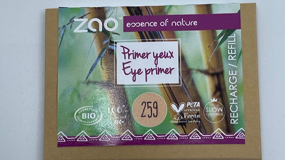 Recharge primer yeux 259 ZAO