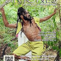 Sir Jones Magazine Issue 13 Cover. `Ikai