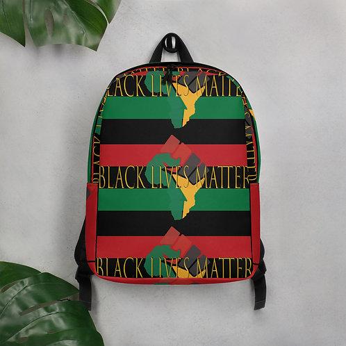 BLM Minimalist Backpack