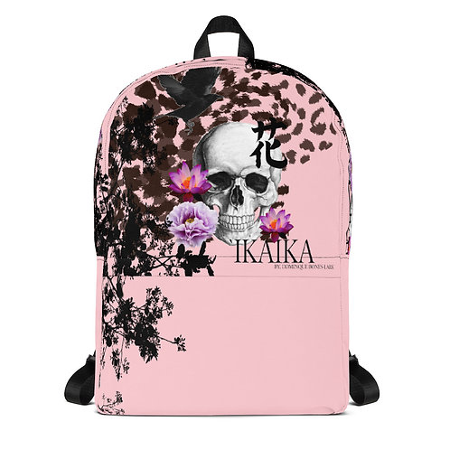 Floral  & Animal Print Backpack