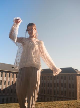 PHOTOGRAPHY: ANDREA GURNIAK  HAIR & MAKEUP: KSENIA  MODEL: CELESTE ZIEGLER, KEY MODELS
