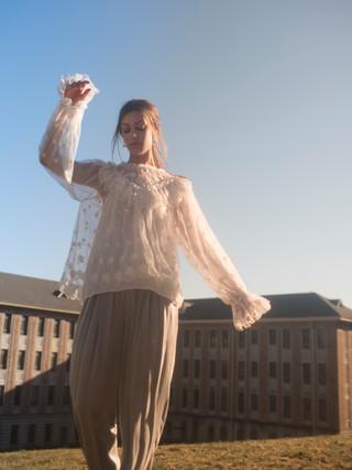 PHOTOGRAPHER: ANDREA GURNIAK  HAIR & MAKEUP: KSENIA  MODEL: CELESTE ZIEGLER, KEY MODELS