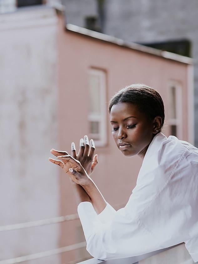 PHOTOGRAPHY: JENZEL VELO MAKEUP & HAIR: KSENIA  TALENT: YOM, LIZBELL AGENCY