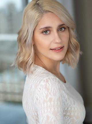MAKEUP & HAIR: KSENIA OGOLIKHINA PHOTOGRAPHER: ASHLEY ROSS  TALENT: ALLY BATTAGGIA