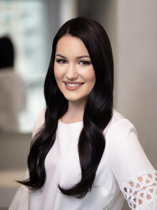 MELANIE THOMPSON, REALTOR PHOTOGRAPHY: NATALIA ANJA HAIR & MAKEUP: KSENIA