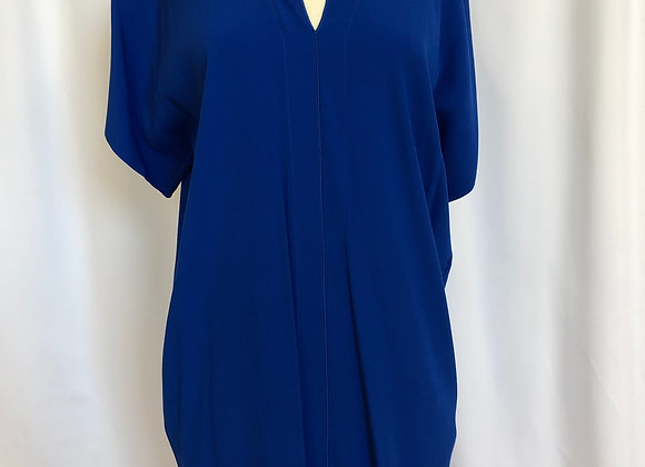 Vince Cobalt Blue Sheath Dress, Size XS