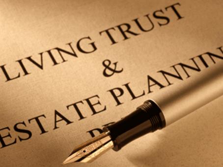 Trust, Will, & Full Estate Planning