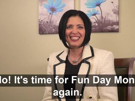 Fun Day Monday December 2020