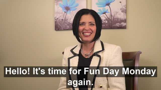 Fun Day Monday March 2021