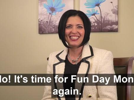 Fun Day Monday April 2021