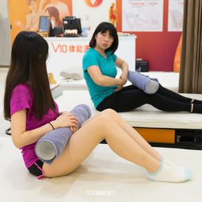 V10律能運動 產後媽媽客製化課程