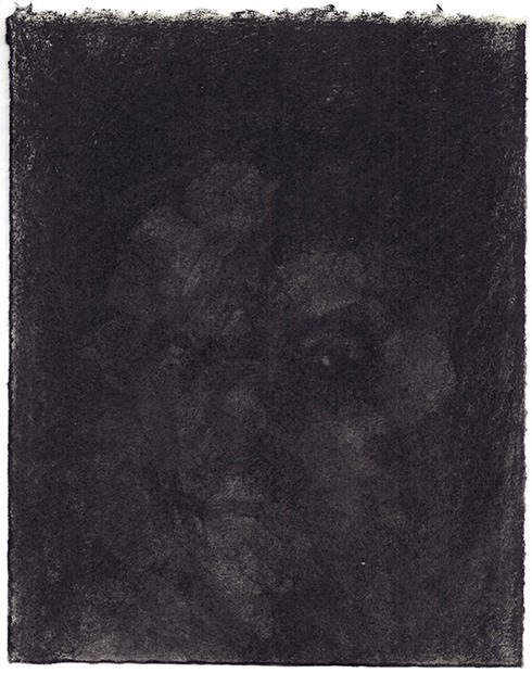 cabeza oscura # 7