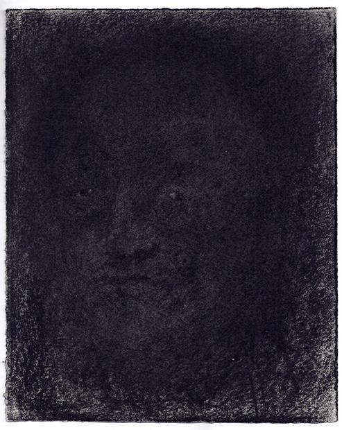 cabeza oscura # 3