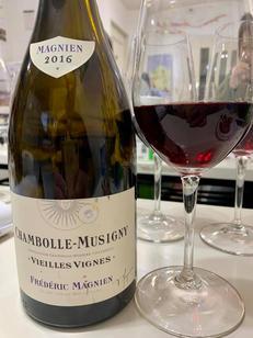 Chambolle-Musigny Bourgogne