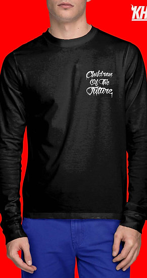 """KHAN NYC """"CHILDREN OF THE FUTURE"""" LONG SLEEVE"""