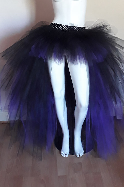 Purple Haze High Low Layered Adult Tutu