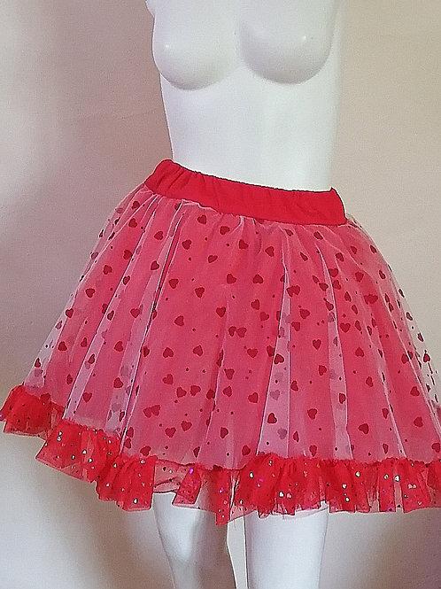 Sweetheart Unisex Tulle Skirt