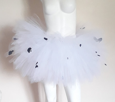 Dalmation Inspired Multi Layered Adult Tutu