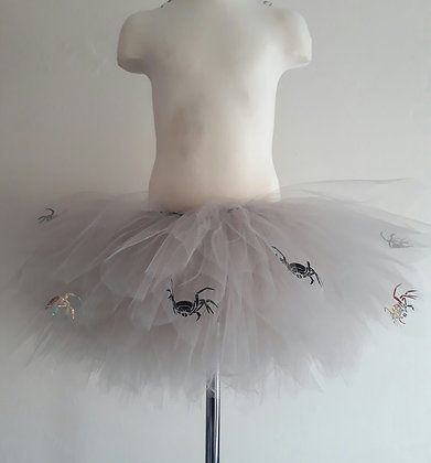 Creepy Spiders Unisex Adult Tutu