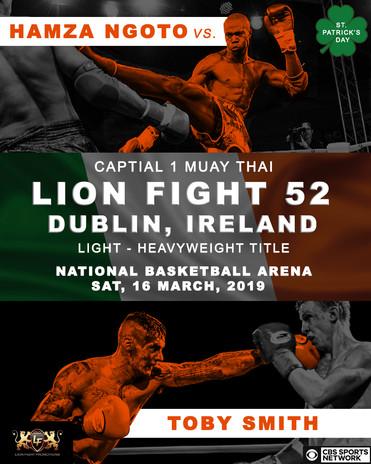 LION FIGHT 52