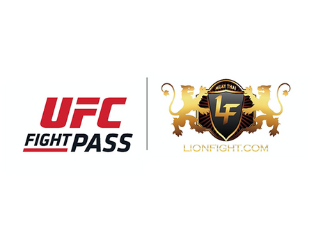 Lion Fight unleashes UFC FIGHTPASS ® debut with three events