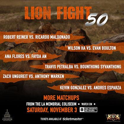 lion fight 50 MATCHUPS.jpg