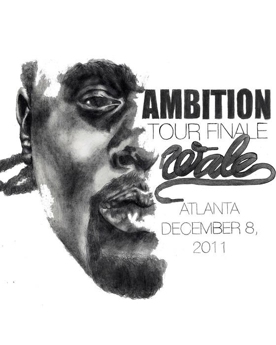 Ambition Tour Poster