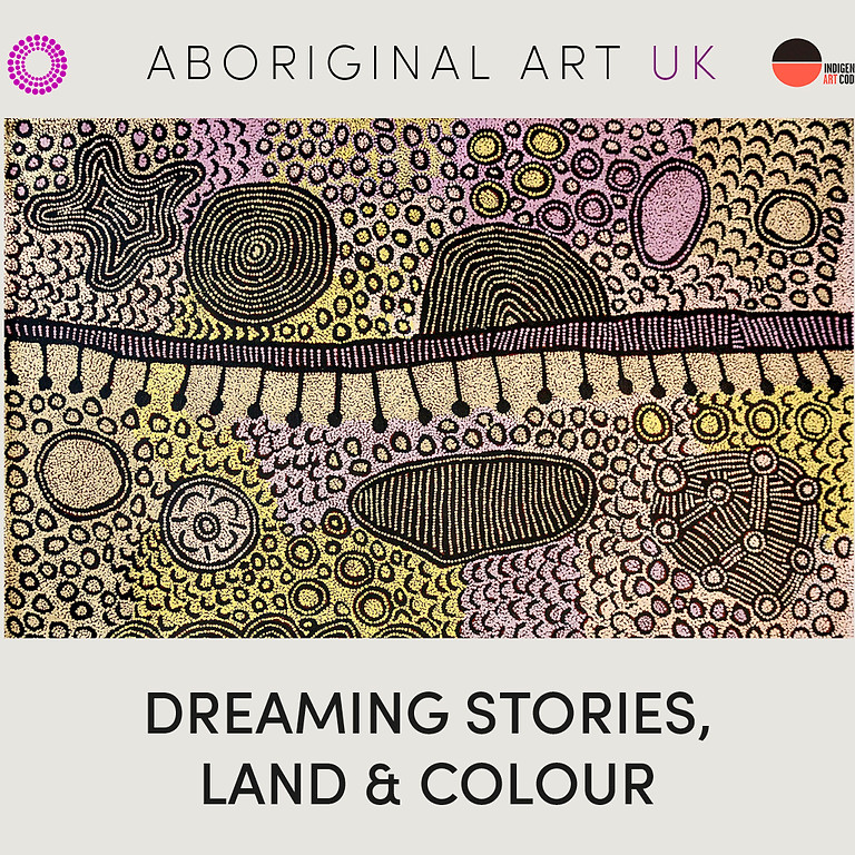 Dreaming Stories, Land & Colour