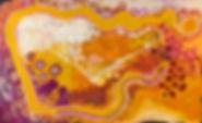 Aboriginal Artist Tiger Palpatja, Aboriginal Art UK