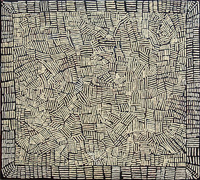 Aboriginal Artist Lena Nyabdi, Aboriginal Art UK