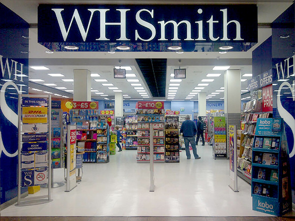Book Signing with Michael K. Foster at WHSmith