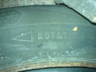 La saison des pneus