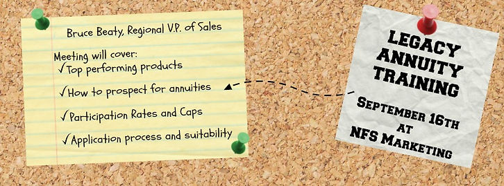 Indexed Annuities, Sales Tips, Marketing Tricks,