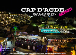 Cap d'Agde Naturiste The place to be
