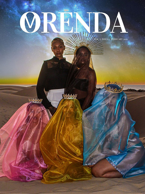 ORENDA Magazine Vol. 6 Issue 2 (Black History Month)