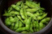 ゆでた枝豆の保存の方法