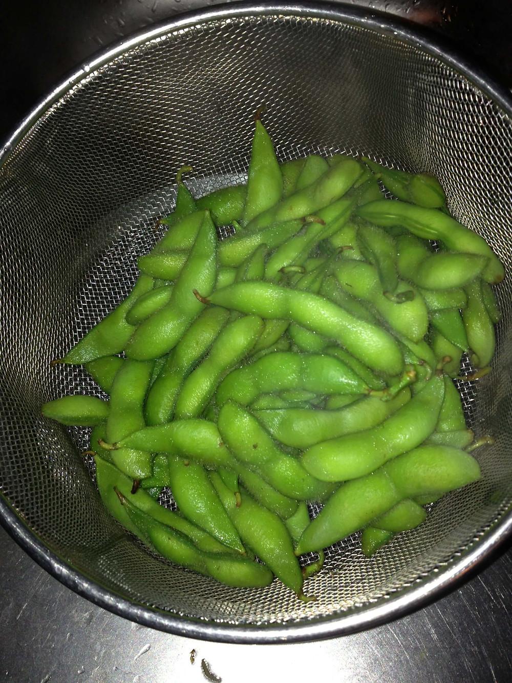 時間 ゆで 枝豆 の