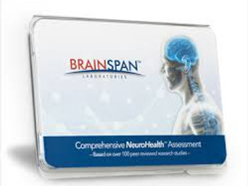 BRAIN SPAN TEST (Includes Lab Review)