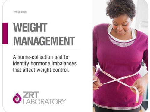 ZRT Weight Management Profile with Thyroid and Cardio add ons