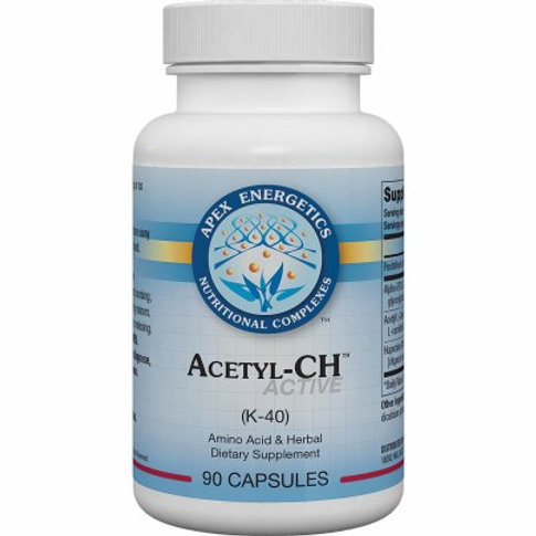 Acetyl-CH™ Active K40 by Apex Energetics