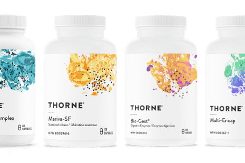 Thorne Supplements