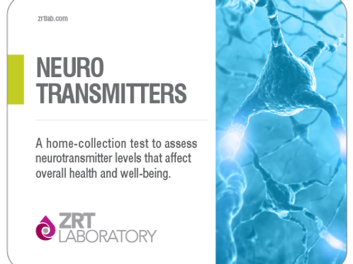 ZRT Neurotransmitter Profile