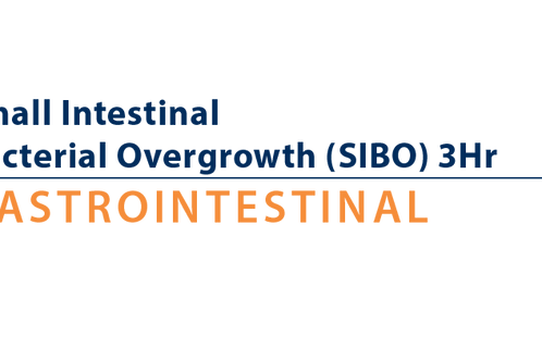 Small Intestinal Bacterial Overgrowth (SIBO) Breath Test