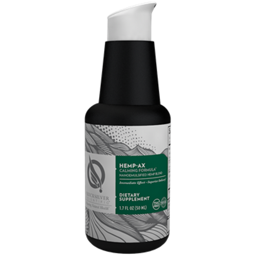 Quicksilver Hemp - AX 1.7 fl oz