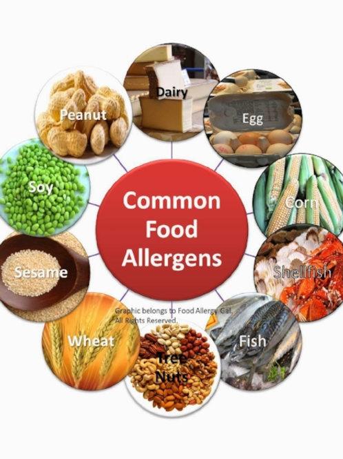 Food Allergy Profile IgE