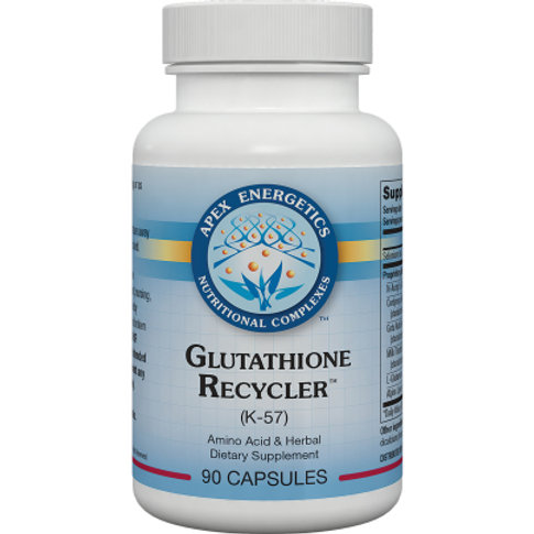 Glutathione Recycler™ by Apex Energetics K57